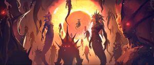 Naga Warbringers