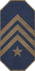 GAN Command Chief Petty Officer1