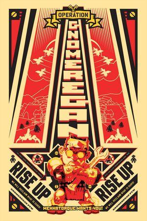 Operation Gnomeregan Poster