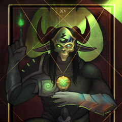 Devil of Darkshore - <a rel=