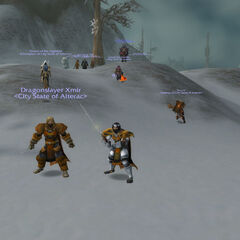 Alterac strikes against the Yeti menace