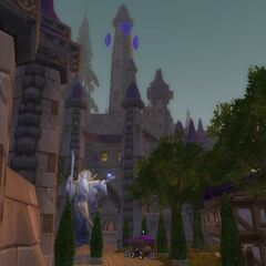 Dalaran prior to the Third War.