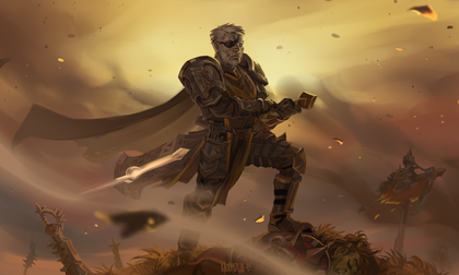 Commission arthur battlefield
