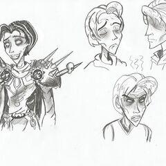 Sketches of Ivan
