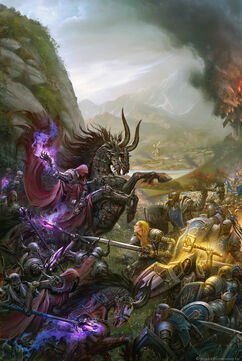 Chronicle2 Death knights versus paladins