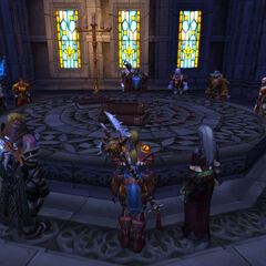 A Low Court of Uther