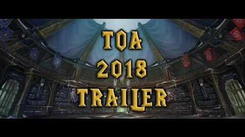 Tournament of Ages 2018 Trailer