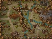 Northfoldmap