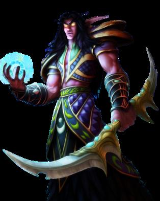 World of Warcraft-Elf 4