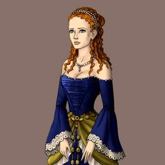 Melysa at age 32