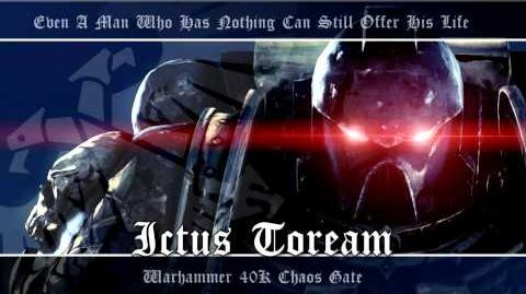 Chaos Gate OST -008 - Ictus Toream - Warhammer 40K Soundtrack Music