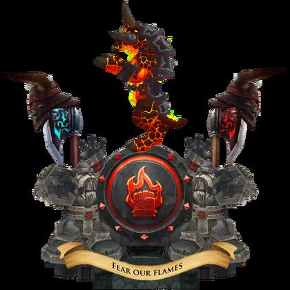 Firefist Crest-0