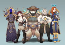 Elizabeths Past Group