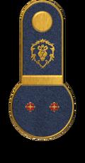 SWA Second Lieutenant
