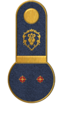 SWA Second Lieutenant