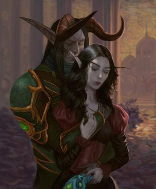 Zevrad and Senrisa