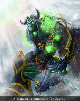 Zevrad - Legion