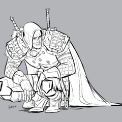 [By Javvie] Iron-Scale Armor