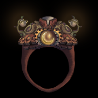 Ring of the Druid Champion