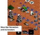 Mars Incinerator