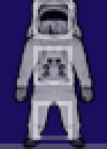 Spacesuit slots