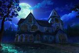 Mansão noite