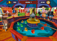 Moorhuhn Jahrmarkt Party Screenshot 3