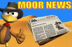 Moorhuhn News