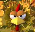Sonnenblumenhuhn MHX