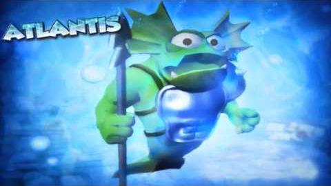 Soundtrack Moorhuhn Atlantis - Atlantiswache