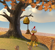 Bienenhuhn