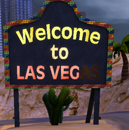 MHK4 Welcome Las Vegas