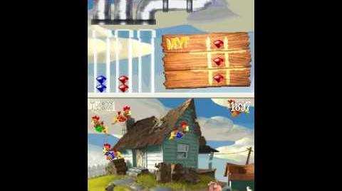 Moorhuhn DS - Gameplay
