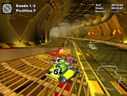Screenshot moorhuhn kart 3 4