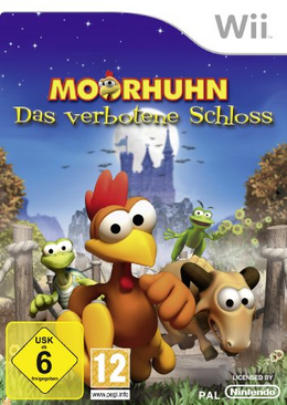 MoorhuhnDasberboteneSchloss-okładka