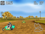 Screenshot moorhuhn kart 3 3