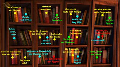 BücherregalLocations