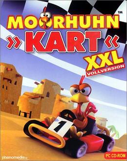 MoorhuhnKart-okładka