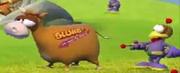 Kuh mit Slurb Logo