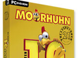 Moorhuhn 10 Jahre Jubiläumsedition