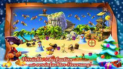 Moorhuhn Piraten iOS Weihnachtsspecial