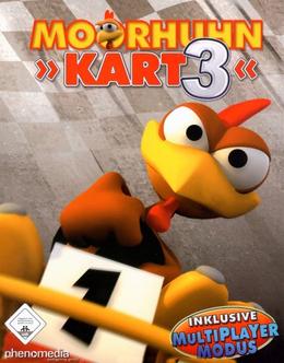 MoorhuhnKart3-okładka