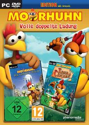 Moorhuhn Volle Doppelte Ladung Cover