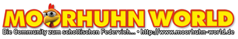Logo der Moorhuhn World