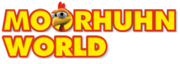 Moorhuhn World Logo