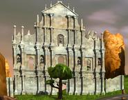 MHK4 Paulskirche Macao