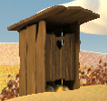 MHX Toilettenhäuschen