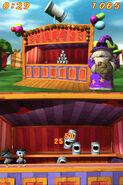 Moorhuhn Jahrmarkt Party DS Screenshot 1