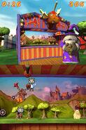 Moorhuhn Jahrmarkt Party DS Screenshot 3