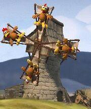 Windmühle remake